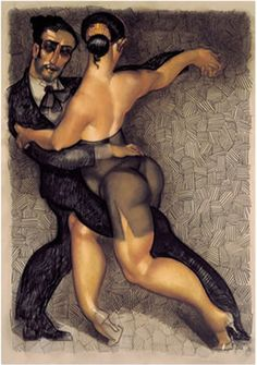 Juarez Machado Passion Tango painting is shipped worldwide,including stretched canvas and framed art.This Juarez Machado Passion Tango painting is available at custom size. Shall We Dance, Lets Dance, 20th Century Painters, Tango Art, Tango Dancers, Plus Size Art, Art Beat, Swing Dancing, Modern Artists