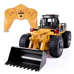 """Famous Words of Inspiration...""""Carpe per diem - seize the check.""""   Robin Williams — Click here for more from Robin Williams              more details available at https://perfect-gifts.bestselleroutlets.com/gifts-for-holidays/toys-games/product-review-for-6-channel-full-function-rc-alloy-excavator-tractor-remote-control-construction-bulldozer-front-loader-dump-truck/"""