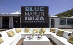 Cala Jondal; Blue Marlin Ibiza Beach Club