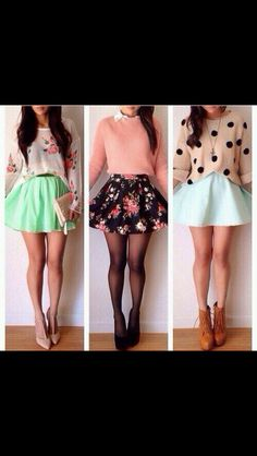 Dressy summer outfits