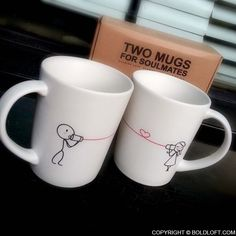 Wife Gift, Say I Love You His and Hers Mugs, Valentines Day Gift, Gift for Her, Girlfriend Gift, Matching Couples Mugs, Couples Gift by BOLDLOFT on Etsy https://www.etsy.com/listing/220795931/wife-gift-say-i-love-you-his-and-hers