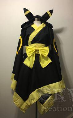 Cosplay Pokemon, Sailor Moon, And More With These Gorgeous Kimonos