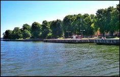 Visiting Suomenlinna Sea Fortress in Helsinki, Finland Helsinki, World Heritage Sites, Sea, City, Finland, The Ocean, Cities, Ocean