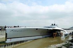 Billionaire's Yacht