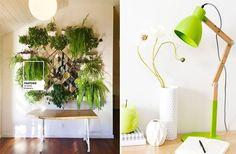 #greenery #green #house #lifestyle #home #desigh #interior #homedesign #homeinterior #decoration Pantone Color, Greenery, House Design, Lifestyle, Colors, Home Decor, Color Of The Year, Color Inspiration, Painted Canvas