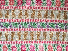 Cuetzalan, bordados, pueblo magico