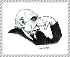 Cesare Musatti, 1897 - 1989, psicanalista. Fu tra i fondatori della Società psicoanalitica italiana; fondò il centro di Psicologia del lavoro alla Olivetti di Ivrea. Per 20 anni titolare della cattedra di Psicologia all'Università Statale di Milano. #AlbumMilano #psicanalisi #Musatti