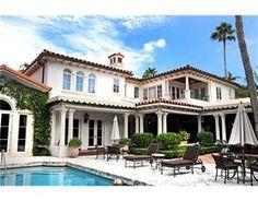 Nice estate in Palm Beach - Phipps Estates.