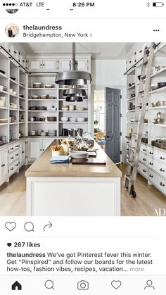 Most amazing pantry ever