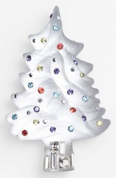 Alexis Bittar Christmas Tree Pin (Nordstrom Exclusive Z
