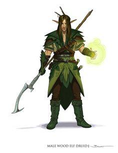 John-Paul Balmet: Dungeons and Dragons 5th Edition Player's Handbook Concepts: