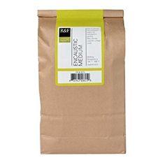 R&F Handmade Paints 2-Pound Encaustic Bagged Pellets, Medium