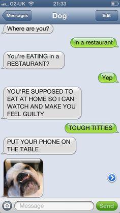 Textfromdog: Humor en Tumblr | ActitudFEM