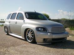Chevy Hhr, Chevy Trucks, Hhr Car, Panel Truck, Chevrolet Suburban, Angel Eyes, Cute Cars, Vehicles, Pictures