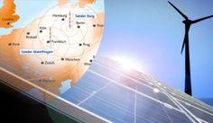 Sicheres Steuern von erneuerbaren Energien