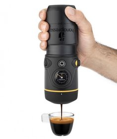 Awesome Handpresso Auto E.S.E Espresso Machine