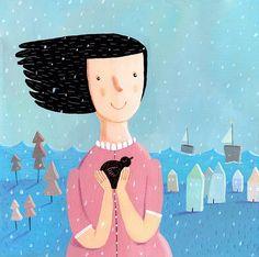 Jenny freelance illustrator | illustrations