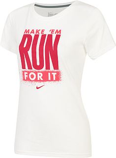Nike Women's Run For It Graphic T-Shirt - Dick's Sporting Goods