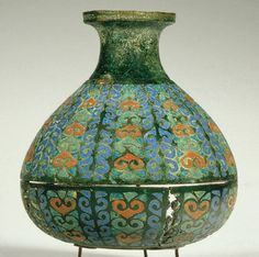 Gallo-Roman Vase, c. 3rd century AD http://www.metmuseum.org/toah/works-of-art/47.100.5