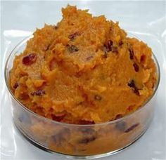 When the Dinner Bell Rings: Crock Pot Mashed Sweet Potatoes