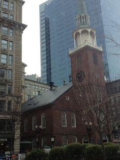 Old + new: Boston