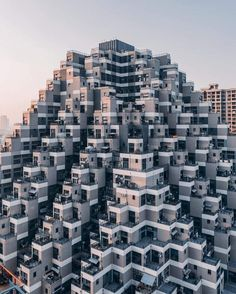 A friendly place to discover and appreciate brutalist buildings and architecture. Share photos, read articles, and discuss. Futuristic Architecture, Amazing Architecture, Architecture Design, China Architecture, Module Architecture, Suzhou, Amazing Buildings, City Buildings, Destination Voyage