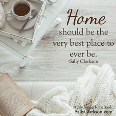 The LifeGiving Home {Chapters 1 & 2}