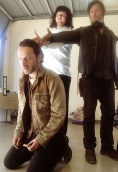 Not even the Zombie apocalypse would stop the Boondock Saints.