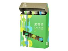 Tea Tube on Packaging of the World - Creative Package Design Gallery