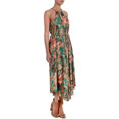 Essence Choker Swing Dress