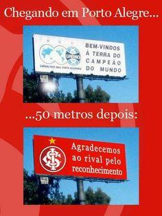 Chegando em Porto Alegre...
