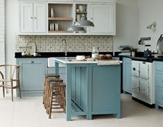 Fired Earth - Kitchen colours: 2015 trends - Homes - allaboutyou.com