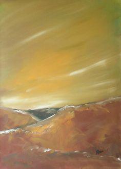 jos24 / Kopce_1 Art For Sale, My Arts, Painting, Painting Art, Paintings, Painted Canvas, Drawings
