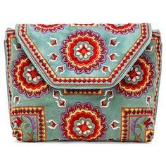 Antik Batik Brada Clutch ($145) ❤ liked on Polyvore featuring bags, handbags, clutches, purses, bolsas, turquoise, zipper purse, handbags purses, antik batik handbags and man bag