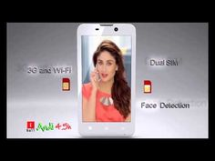 Presenting one of the best models from iBall Andi range -- Its none other than Andi 4.5h!!   The lightening fast Social networking - Thanks to the 3G network available, allows you to stay connected with your loved ones even when you are continuously on the go.  Further you can also share several apps through the internet, using Wi-Fi hotspot function. Navigation for Google Maps has also got much easier with GPS and A-GPS support in Andi 4.5h.