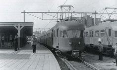 station Rotterdam Maas stationsgebouw III (1947)