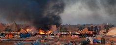 Western Sahara  Echo-  L'Echo du Sahara Occidental - Sada Assahra al -Gharbiya: Pictures of oppression in Agdim Izik and inside th...
