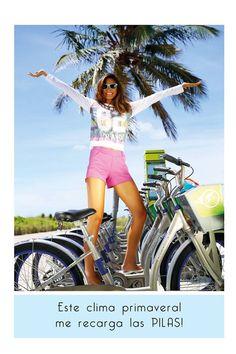 Días primaverales... ¡Días para disfrutar! Paradise Island, Spring Summer 2015, White Shorts, Mini Skirts, Women, Fashion, Trends, Moda, Fashion Styles