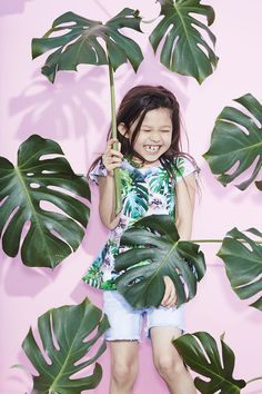 Molo spring 2016 photorealistic kids fashion The sweetest pussycat print at Molo for summer 2016 girls fashion Kids Fashion Photography, Children Photography, Kids Fashion Boy, Girl Fashion, Babies Fashion, Fashion Women, Fashion Shoes, Fashion Outfits, Amusement Enfants