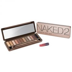Палетка теней Naked 2 ― Urban Decay