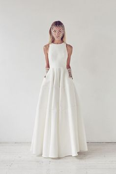 WedLuxe – Suzanne Harward – Illuminati Collection | Follow @WedLuxe for more wedding inspiration!