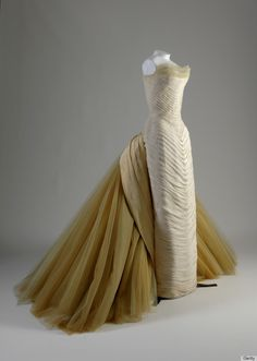 """charles james: beyond fashion"" coming to the Met's 2014 costume institute exhibit.  May 8–August 10, 2014"