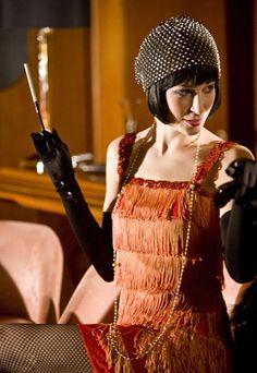 20er Jahre Kleid Accessoires