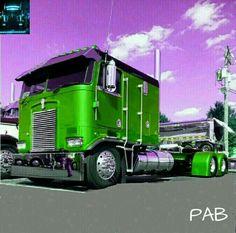 Truck - cute photo