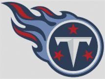 Cross Stitch Chart of Tennessee Titans Design