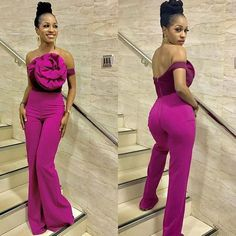 is wedding glam ready African Fashion Dresses, African Dress, Ankara Fashion, Diva Fashion, Womens Fashion, Fashion Design, Teen Fashion, Stylish Outfits, Fashion Outfits