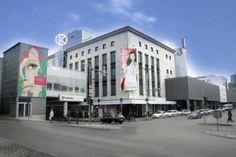 Kaubamaja, department stores/shopping - Tallinn, Estonia