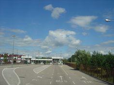 Poland-Lithuania border crossing