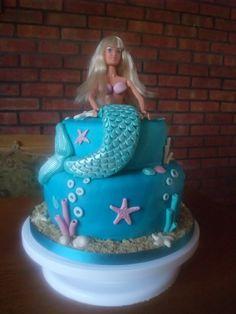 Mermaid cake !  https://www.facebook.com/thestablespantry?ref=hl
