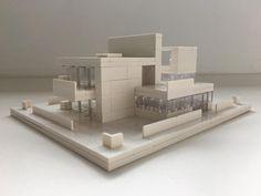 Lego Architecture, Lego Architecture Studio, Harm Bron, Amsterdam Conceptual Model Architecture, Maquette Architecture, Studios Architecture, Architecture Student, Futuristic Architecture, Concept Architecture, Architecture Design, Lego Building, Building Design